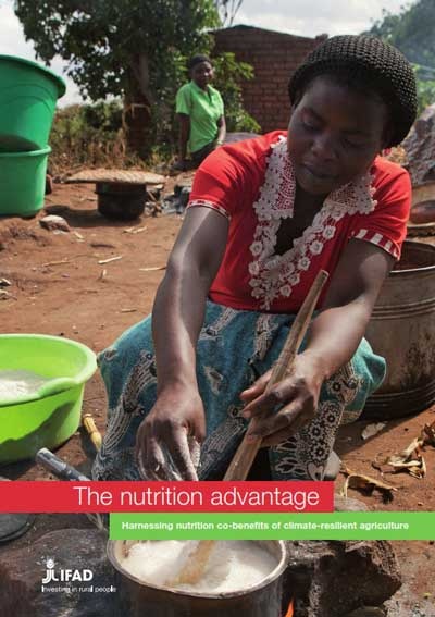The Nutrition Advantage Harnessing nutrition co-benefits of climate-resilient agriculture
