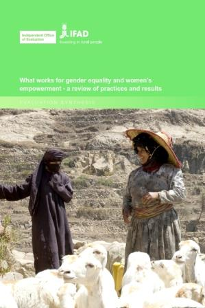 Evaluation synthesis - What works for gender equality and women's empowerment – a review of practices and results