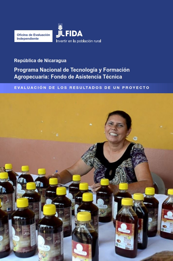 Republic of Nicaragua: National Agricultural Technology and Training Programme - Technical Assistance Fund Project Performance Evaluation