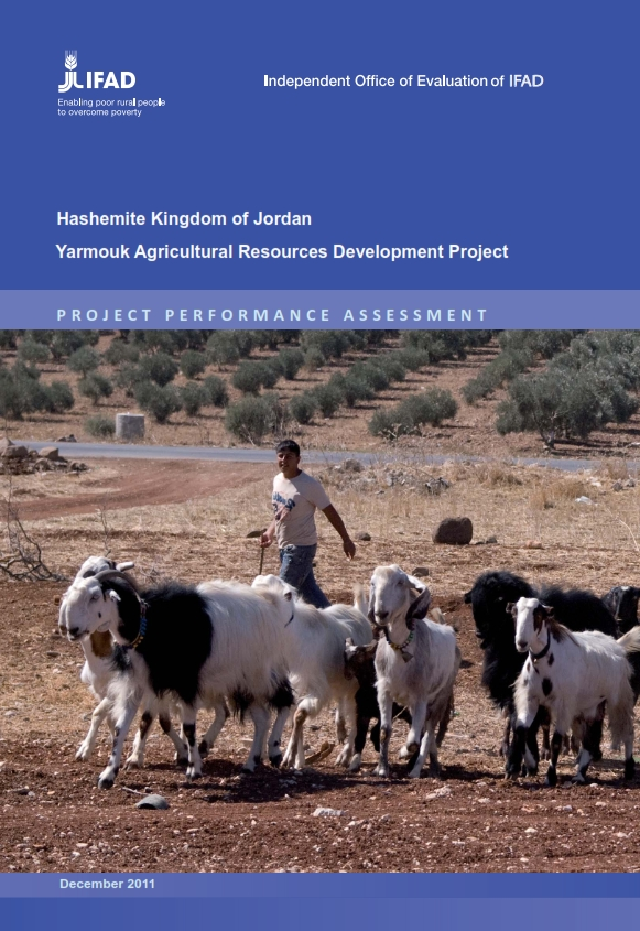 Yarmouk Agricultural Resources Development Project