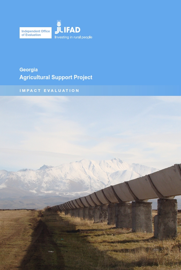 Impact evaluation of the Agricultural Support Project in Georgia